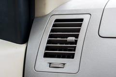 Die Selbst Autoklimaanlage kühlen ab Stockfoto