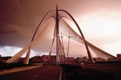 Die Seri Wawasan Brücke Lizenzfreie Stockbilder
