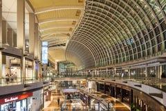 Die Shoppes, Singapur Stockfotografie
