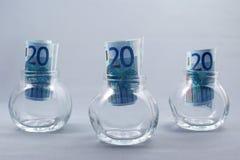 Die Sicherung kassieren innen das Glas Lizenzfreies Stockfoto