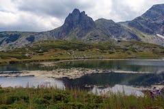 Die sieben Rila Seen, Bulgarien Lizenzfreies Stockbild