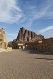 Die sieben Säulen von Klugheit, Wadi Rum stockbilder