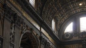 Die Sistine-Kapelle, Vatikan Lizenzfreie Stockfotografie
