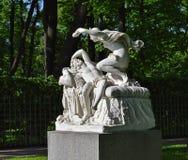 Die Skulptur Lizenzfreie Stockfotos