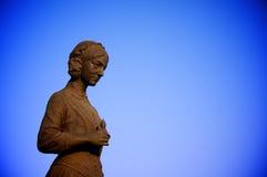 Die Skulptur Lizenzfreies Stockfoto