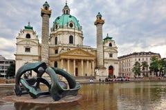 Die Skulptur in der Art Nouveau-Art Lizenzfreie Stockbilder