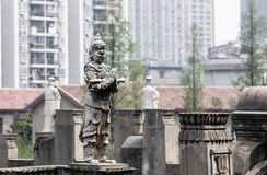 Die Skulptur des Tempels 02 Lizenzfreie Stockfotos