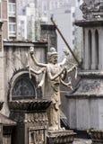 Die Skulptur des Tempels 06 Lizenzfreie Stockfotografie