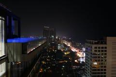 Die Skyline von Colombo lizenzfreie stockfotografie
