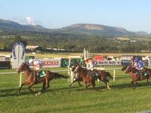 Die Sligo-Rennen Lizenzfreies Stockfoto