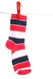Die Socke lizenzfreie stockbilder