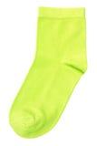 Die Socke stockfotografie