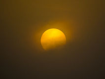 Die Sonne Stockfotografie