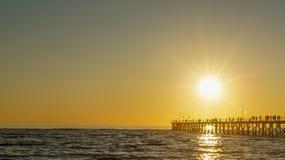 Die Sonne Lizenzfreies Stockbild