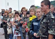 Die späteste Ehre Gulko Oleg_4 lizenzfreie stockfotografie