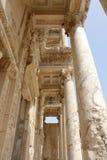 Die Spalte in Efes. Lizenzfreie Stockfotografie