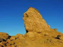 Die Sphinx - Rumänien Stockfotos