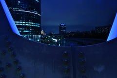 Die städtische Ansicht Stockbilder