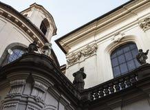 Die St- Clement` s Kathedrale Lizenzfreie Stockbilder