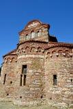 Die St- Stephenkirche in Nessebar, Bulgarien Lizenzfreies Stockbild