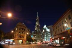 Die Stadt Lizenzfreies Stockfoto