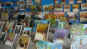 Die Stadt Lviv in Ukraine Stockbild