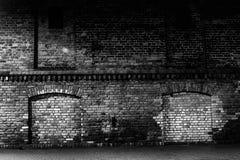 Die Stadt nachts Lizenzfreie Stockbilder