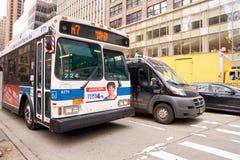Die Stadt New York Lizenzfreie Stockfotos