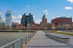 Die Stadt New York Stockfotos