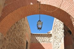 Die Stadt Potosi In der Minze Stockfoto