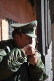 Die Stadt Potosi Sicherheits-Minze Lizenzfreie Stockbilder