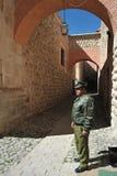 Die Stadt Potosi Sicherheits-Minze Stockfotos