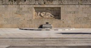Die Stadt von Athen Stockfotos