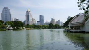Die Stadt von Bangkok Lizenzfreies Stockbild