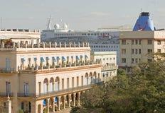 Die Stadt von Habana Lizenzfreie Stockfotografie