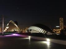 Die Stadt von Künsten und von Wissenschaften Stockbilder