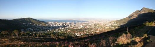 Die Stadt von Kapstadt Stockfotos