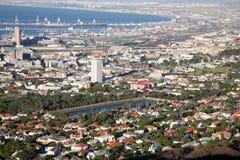 Die Stadt von Kapstadt Lizenzfreie Stockbilder