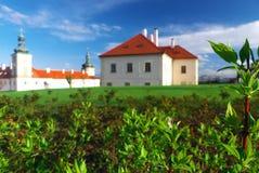 Die Stadt von kutna Hora Lizenzfreie Stockfotos