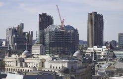 Die Stadt von London Stockfoto