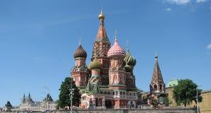 Die Stadt von Moskau Stockbild