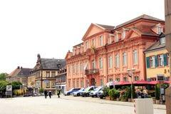 Die Stadt von offenburg in Deutschland stockbilder