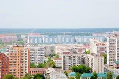 Die Stadt von Sibirien Nowosibirsk Lizenzfreie Stockfotografie