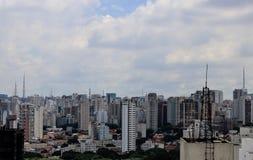 Die Stadtansicht stockfotos