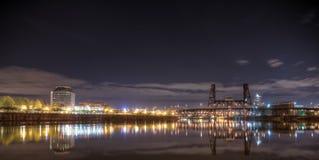 Die Stahlbrücke #2 stockfotos