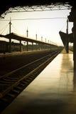 Die Station Stockbilder