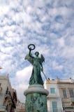 Die Statue Lizenzfreies Stockbild