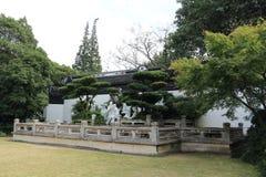 Die Statue der acht Unsterblichen im Park Shanghais Guilin Lizenzfreies Stockfoto
