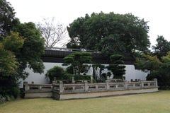 Die Statue der acht Unsterblichen im Park Shanghais Guilin Lizenzfreie Stockfotografie