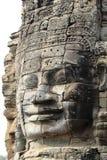 Die Statue von Angkor-Tempel, Kambodscha Lizenzfreie Stockfotos